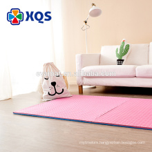 High quality non-toxic water proof TPU foam floor mat for customization