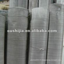 Un filet de tissu noir très populaire (directement de l'usine)