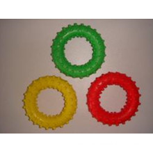 Pet Product Rubber Barbed Ring Dog Pet Toy