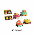2PCS Cartoon Car School Classroom Prize
