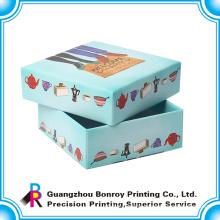 new design custom made high quality small paper box for chocolates