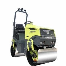 Rolo compactador de rolo de aço novo / rolo de estrada de vibração