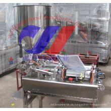Halbautomatische Doppelköpfe Abfüllmaschine
