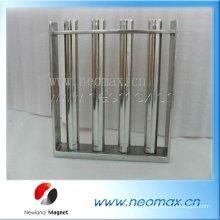 Квадратная магнитная решетка