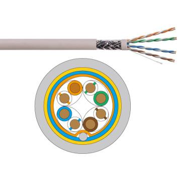 Cat5e SFTP-Lan-Kabel