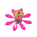 Indien Lotus Flower Candle