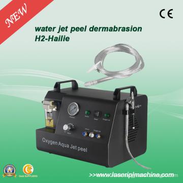 H2 Hotsale multifunción de oxígeno Aqua Jet Peel máquina facial