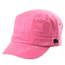 Wholesale Military Army Pigment Dyed Washed Cap for Lady