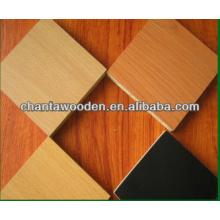 4 x 8 de alto brilho de melamina laminado partícula bordo / melamina bordo