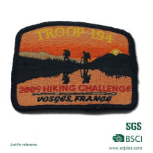 Factory Supply Military Shoulder Woven Patch