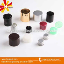 Different types cosmetic bottle cap