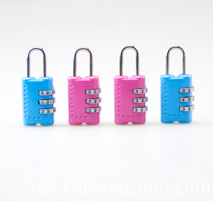 Exquisite Small Combination Lock