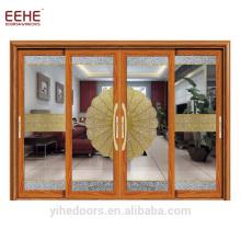 Bunter Balkon Glasschiebetür Aluminium Tür Bester Preis