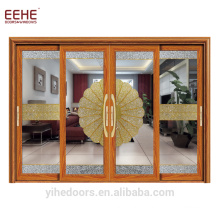 Colorful Balcony Sliding Glass Door Aluminium Door Best Price