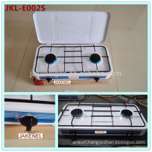 euro type gas stove 2 burner gas cooker stove