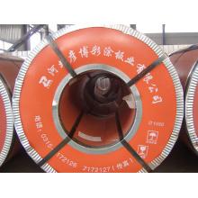 Tallo de bobina de acero galvanizado de Hebei Yanbo