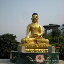 Grande gigante de bronze feminino barato gautam estátua de buda