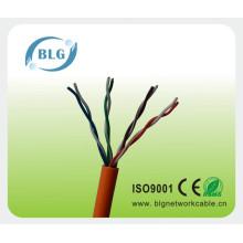 China Cable Fabricante Cat5e Cable Precio Por Meter