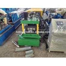 Автоматическая канальная сталь C 80 ~ 300 мм C Машина для профилирования рулонов Purlin в Ханчжоу Zhengjiang