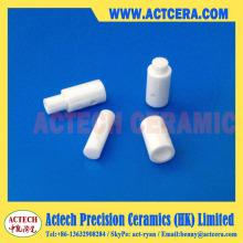 Modificado para requisitos particulares mecanizado émbolo de cerámica de Zirconia