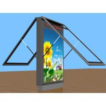 Aluminum Advertising LED Pylon Sign LED Light Box Display