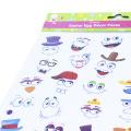 Lustige Karikatur Aufkleber Scrapbook / Laptop Spaß Kind Spielzeug Aufkleber