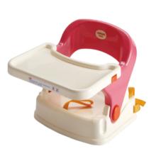 Cadeira de jantar de segurança curta de plástico para bebê
