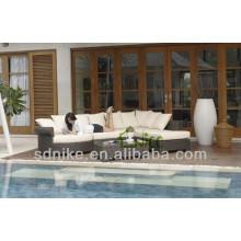 round wicker rattan sofas outdoor furniture