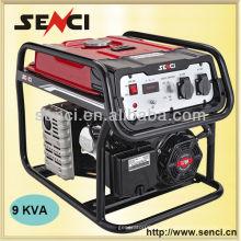 SC10000-II 50Hz tragbarer 8.5kva Benzingenerator