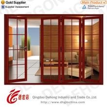 High End Folding Aluminum Door Design