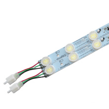 Outdoor waterproof 12V/24V low power consumption 3535smd lamp side light power led strip