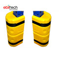 Pallet Racking Use Upright Plastic Protector Column Protectors