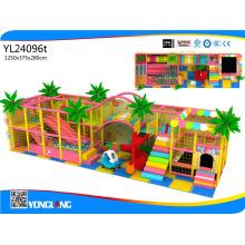2016 Children Soft Indoor Playground, Yl20496t