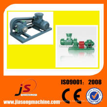 vane pump with coupling drive