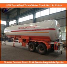 ASME Standard 40cbm LPG Autogas Truck Trailer 20mt