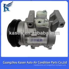 Compressor DENSO 12V 10s11c PARA TOYOTA