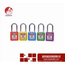 good safety lockout padlock push button lock