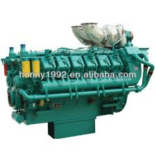USA Googol Brand 1000kW V8 4-Stroke Engine