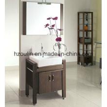 Classic Wooden Bathroom Furniture (BA-1136)