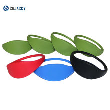 Attractive Price Interchangeable Silicone Strap Watch/RFID Wristband Watch