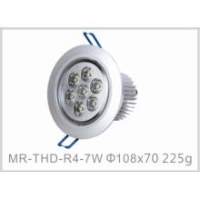 7W высокая Яркость потолочное освещение СИД с CE и RoHS