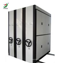 Commercial Professional Filing Shelves Mobile Compactor File Shelves