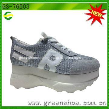 China Industial Fitness Frauen Höhe zunehmende Schuhe