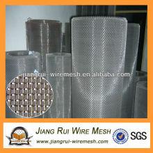 China manufacturer 20 gauge steel wire mesh