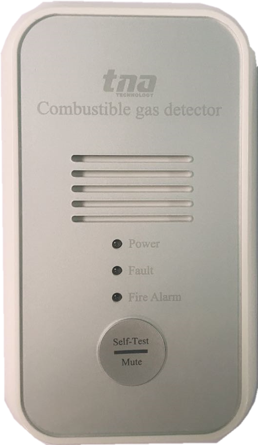Smart Combustible Gas Detector
