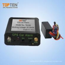 GPS Car Tracker T220 avec démarreur à distance, moniteur de carburant (TK220-ER19)
