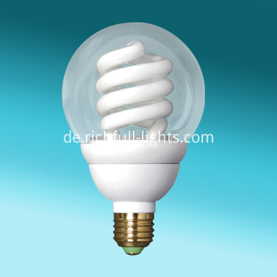 energy saving lamp globe shape