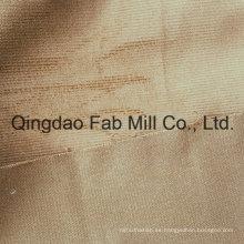16 algodón orgánico de Gales / spandex tela de pana (QF16-2677)