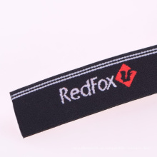 Abriebfestigkeit Schwarz Polyester / Nylon / Baumwollband elastisch mit Clips