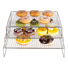 Stainless Steel Barbecue Net Baking And Cooling Rack